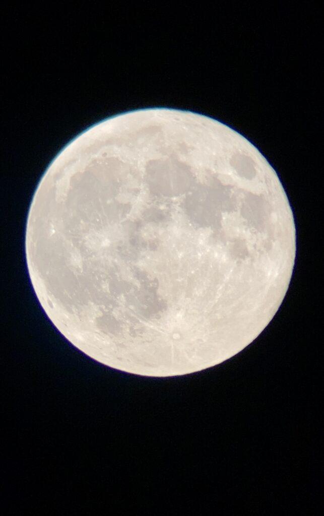 Кровавая Луна 26 мая 2021